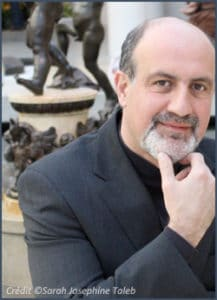 Nassim Taleb - Jouer sa peau