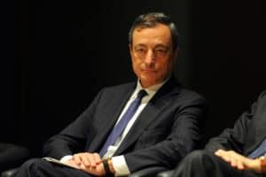 mario-draghi - président BCE