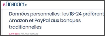 Amazon Paypal GAFA