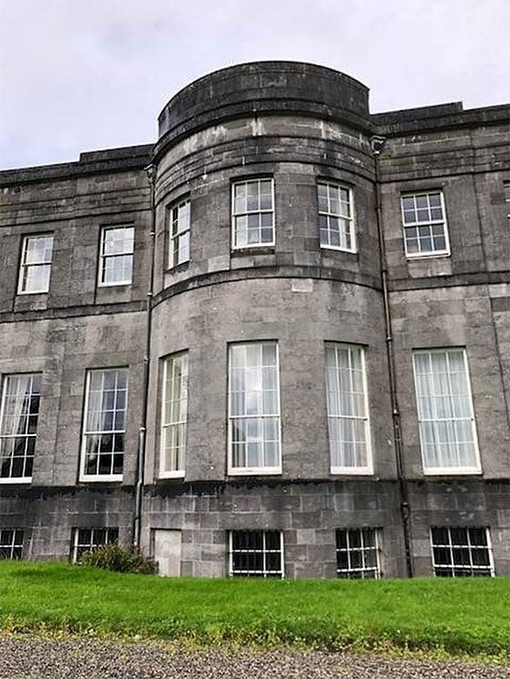 Lissadell House-Irlande