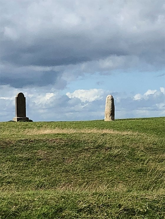 Colline de Tara - Irlande - monuments