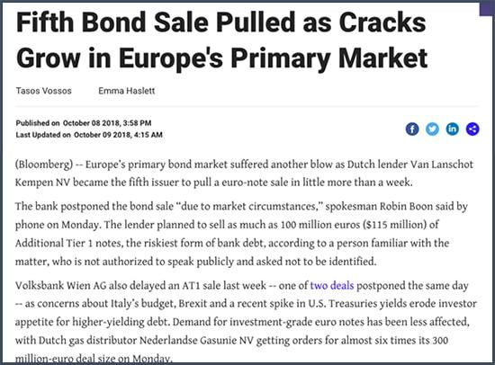 placements obligataires - marchés - dette