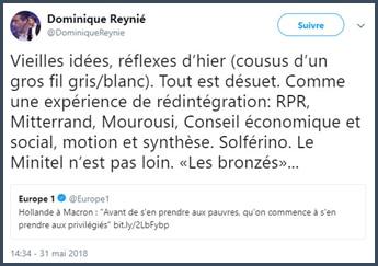 tweet - vieille gauche