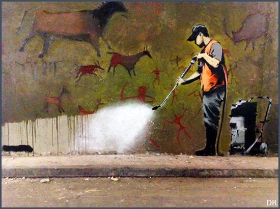 Banksy - art