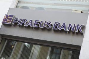 Banque du Pirée banques grecques