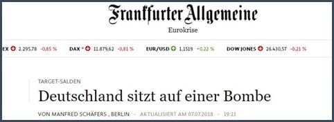 presse - Allemagne - TARGET2