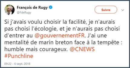 François de Rugy - CNEWS - écologie gouvernement impôts