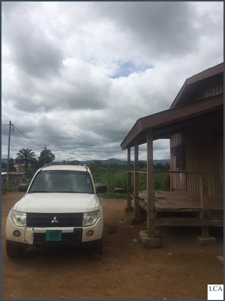 Panne au Congo