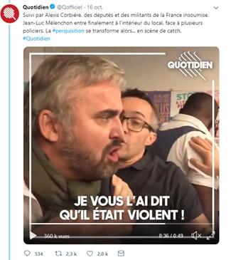 Alexis Corbière - France Insoumise