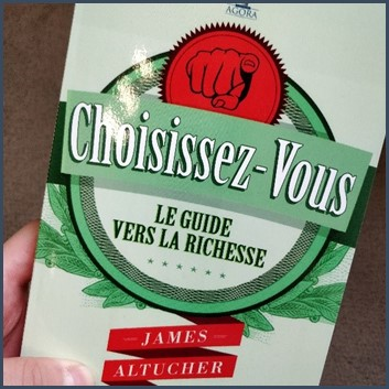 James Altucher - Choisissez-vous - livre