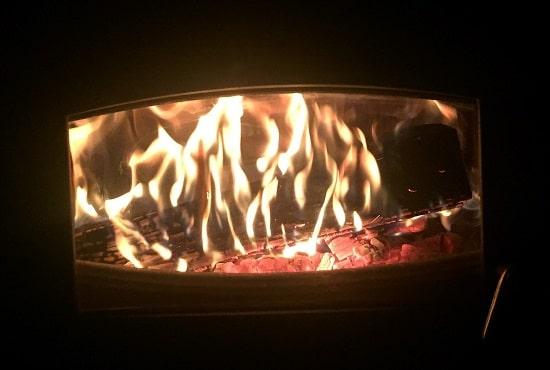 cheminée - chauffage