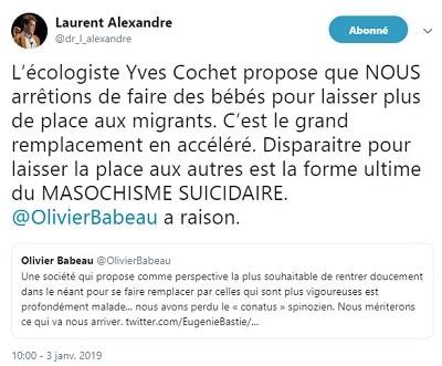 Yves Cochet