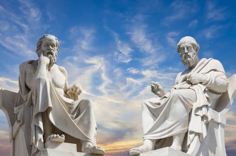 Platon -Socrate - philosophie