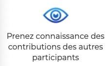 site internet - Grand débat national - Macron