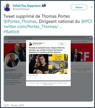 Thomas Portes - PCF