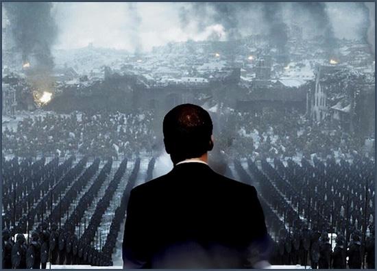 Photomontage Macron dans l'épisode final du Trône de Fer