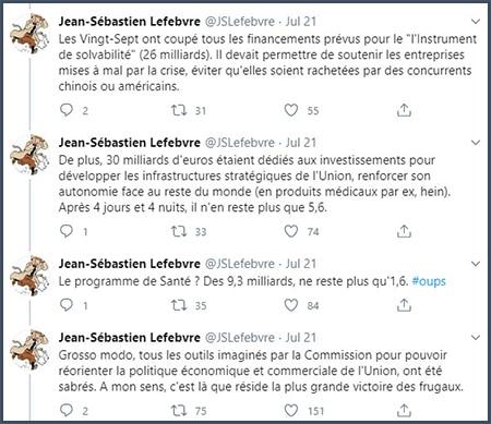 europe tweet JSL